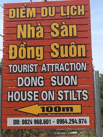 Taken on my visit to Nha San Dong Suon.