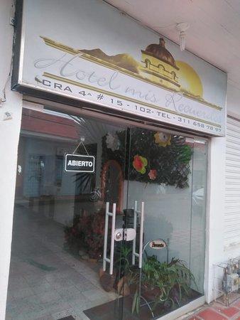 Montelibano, Colombia: HOTEL MIS RECUERDOS