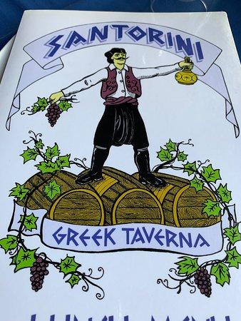 Nice Greek restaurant.