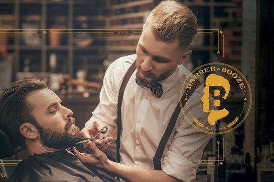 Barber & Booze Sma