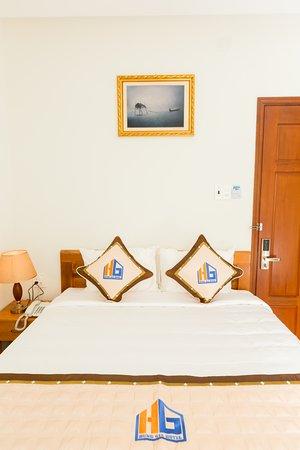 Hung Gia Hotel: Standar douple room