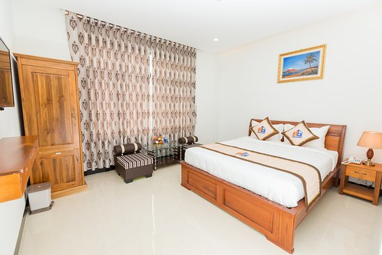 Hung Gia Hotel: VIP room