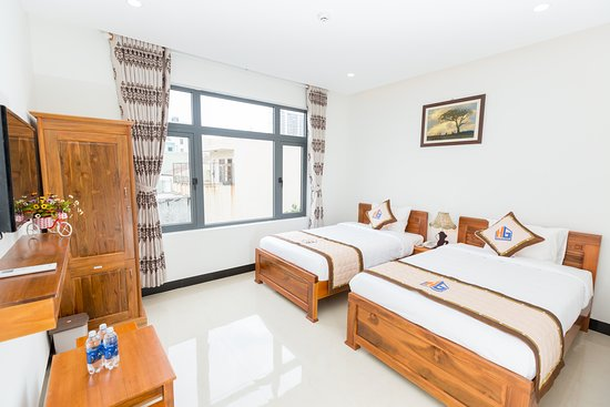 Hung Gia Hotel: Douple room