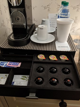 The Whitley, a Luxury Collection Hotel, Atlanta Buckhead: In-room coffee
