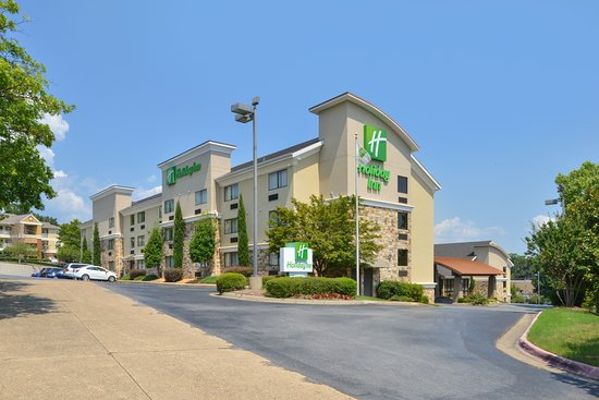 Holiday Inn Little Rock West - Chenal Pkwy: Exterior