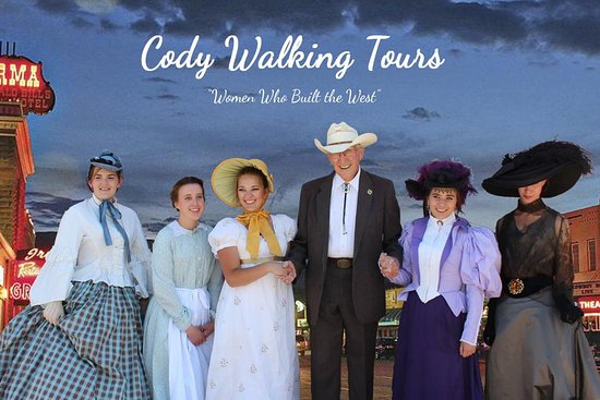 Cody Walking Tours