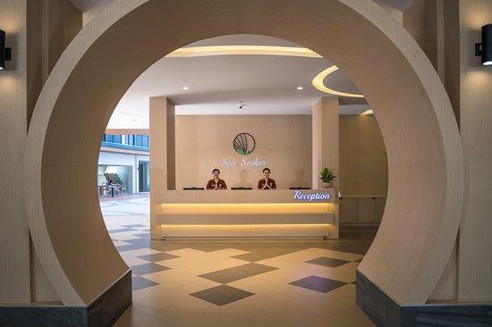Sea Seeker Krabi Resort Reception area