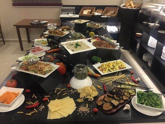 The signature hotel dinner
