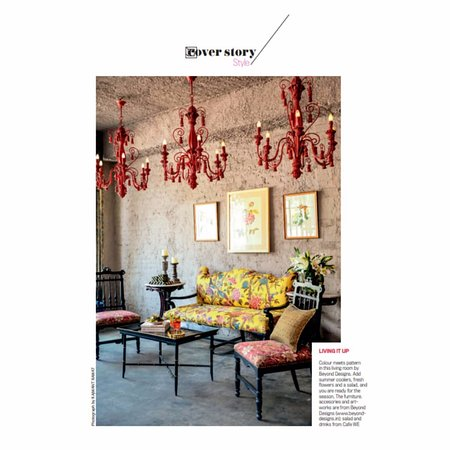 feature in India Today Home
