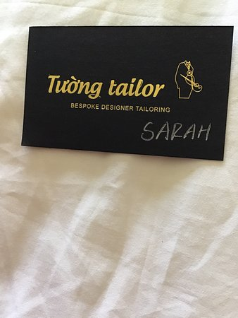 Best suits made in Hoi An