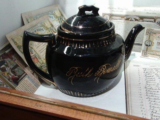 The Weardale Museum & High House Chapel: Teapot