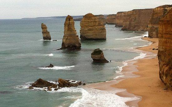 Great Ocean Road, Australia: The Twelve Apostles rock formations