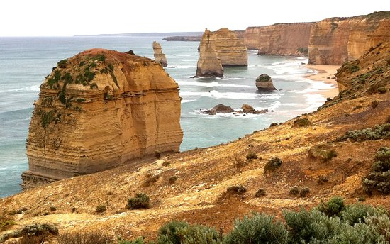 Great Ocean Road, Australia: Another Angle