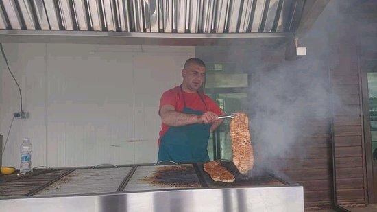 Kresna, Bulgaria: Grill