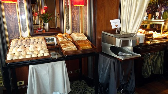 All Included In 53 00 Eur For The Breakfast Buffet Person
