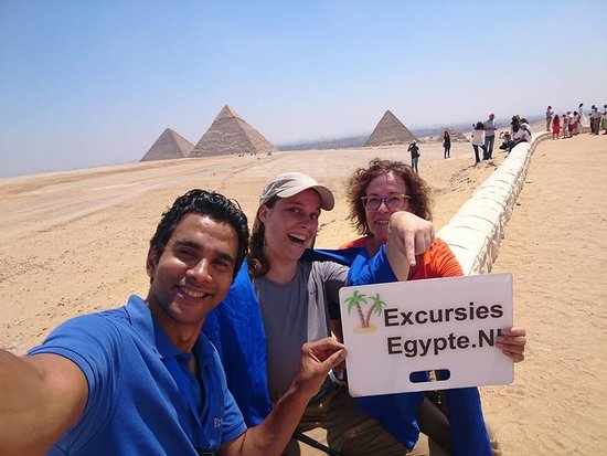 ‪Excursies Egypte‬