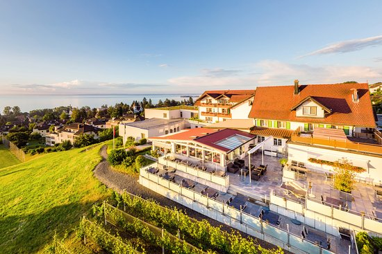 Schones Hotel Direkt Am Bodensee Best Western Hotel Rebstock