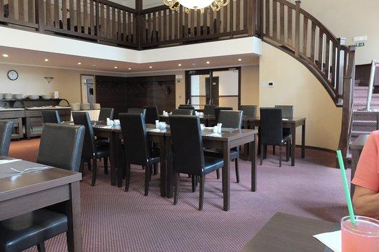 Hotel Millenium Luxury Wellness & Spa Karlovy Vary: Restaurace