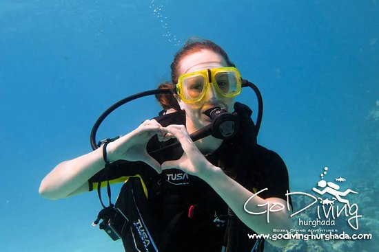 Diving Hurghada