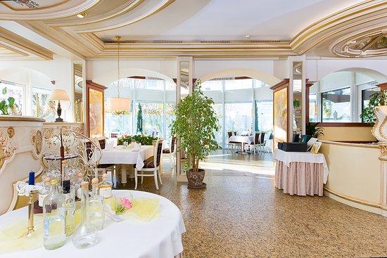 Altdorfer Hof: Eingang unseres schönen Restaurant