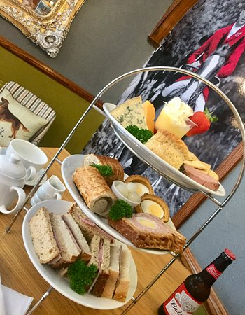 Gentlemen's Afternoon Tea