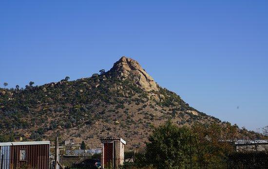 The Lion Rock Mountain