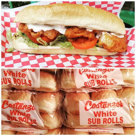 The Buffalo Chicken Tender Sub