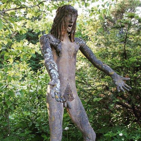 The Parikkala Sculpture Park: автор Вейо Рёнккёнен