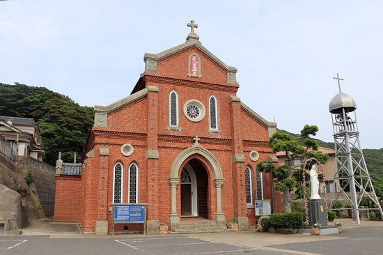 Aosagaura Church
