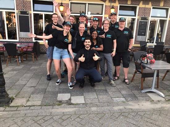 A wonderful end of our successful Solar Weekend in Purmerend.