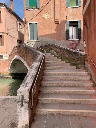 Ponte Storto a San Marcuola