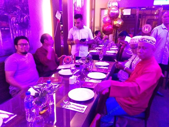 Our Guests @ Ipoh town Perak
