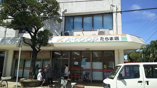 Taramajima Island: スーパー