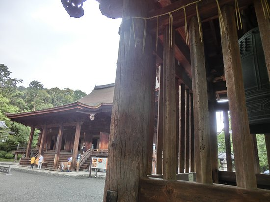 Mii-dera Temple Bell Tower