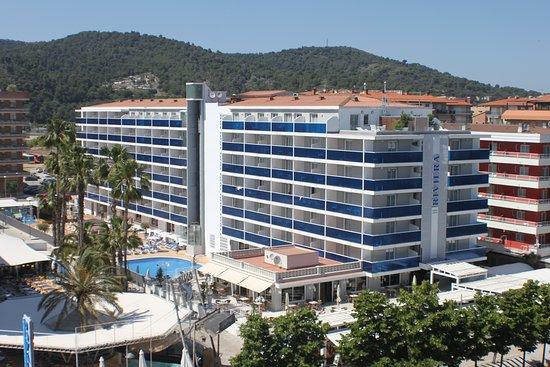 Holidays Review Of Hotel Riviera Santa Susanna Tripadvisor