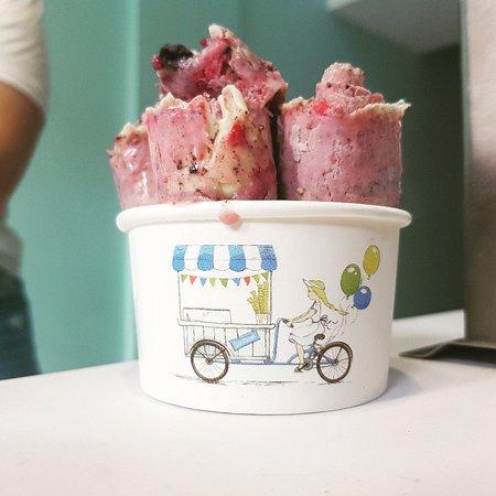 Murphy's Ice Cream Rolls