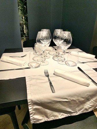 Sobremesa Ristorantino: Tavolo