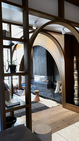 Cool boutique hotel