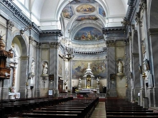 Chiesa di Santa Giustina - Auronzo