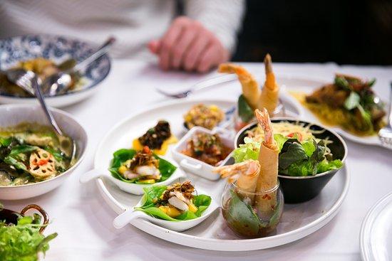 Dusit Dheva: Thai Tapas