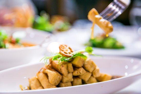Dusit Dheva: Vegan and Vegetarian Menu's Available.