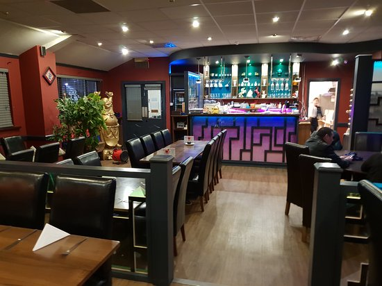 Jazz Chinese and Thai Restaurant: Restaurant