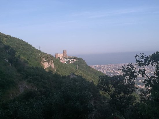 Lettere, Italien: Castello