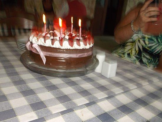 My wifes birthday cake