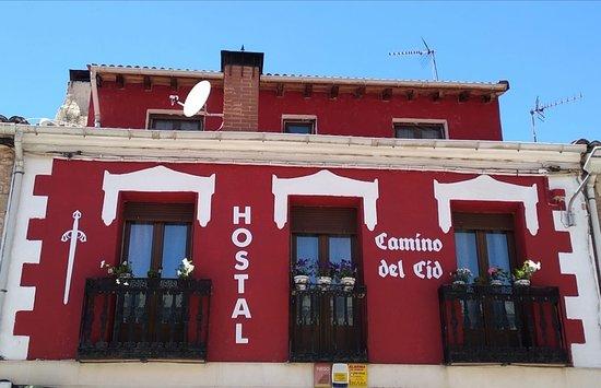 Huerta de Rey, Spanje: Hostal tranquilo con trato familiar