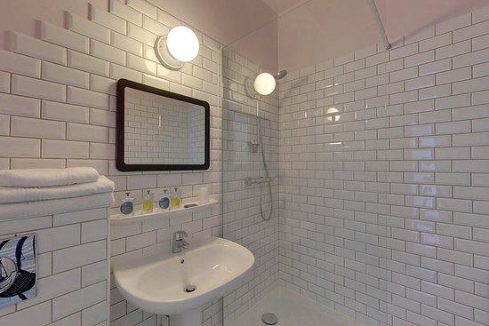 Hotel L'Orque Bleue: Chambre standard