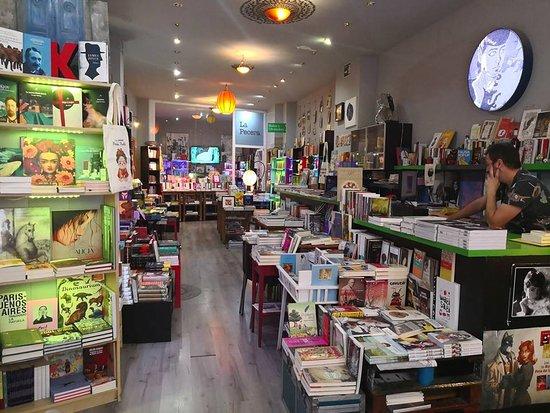 Libreria La Puerta de Tannhauser