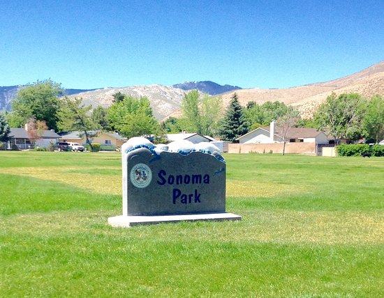 Carson City, نيفادا: Sonoma Park