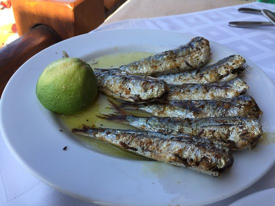 Sirocco: Sardines grilled... <3
