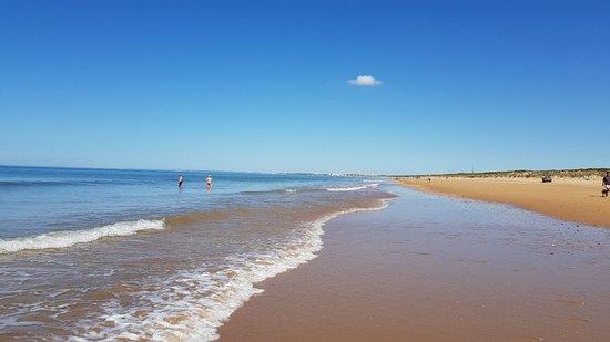 Playa de Punta Umbria